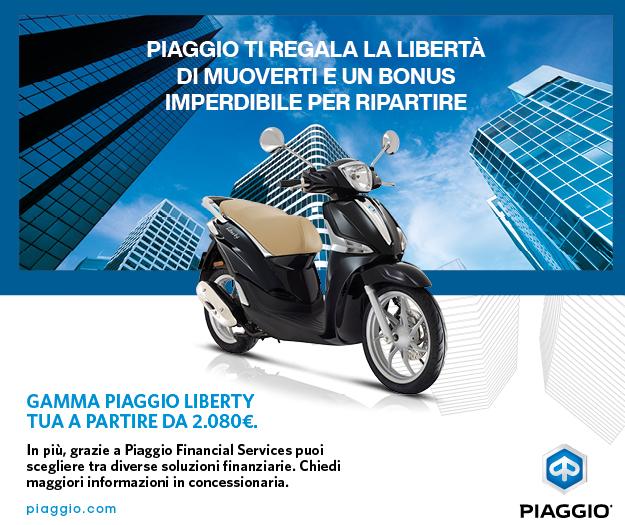 Promozioni scooter Maggio