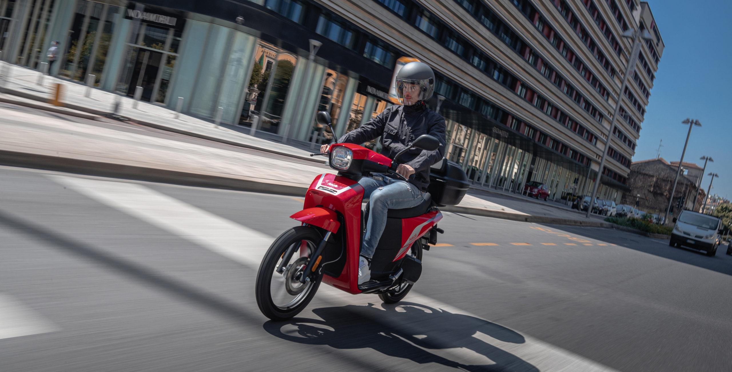 il mercato degli scooter elettrici