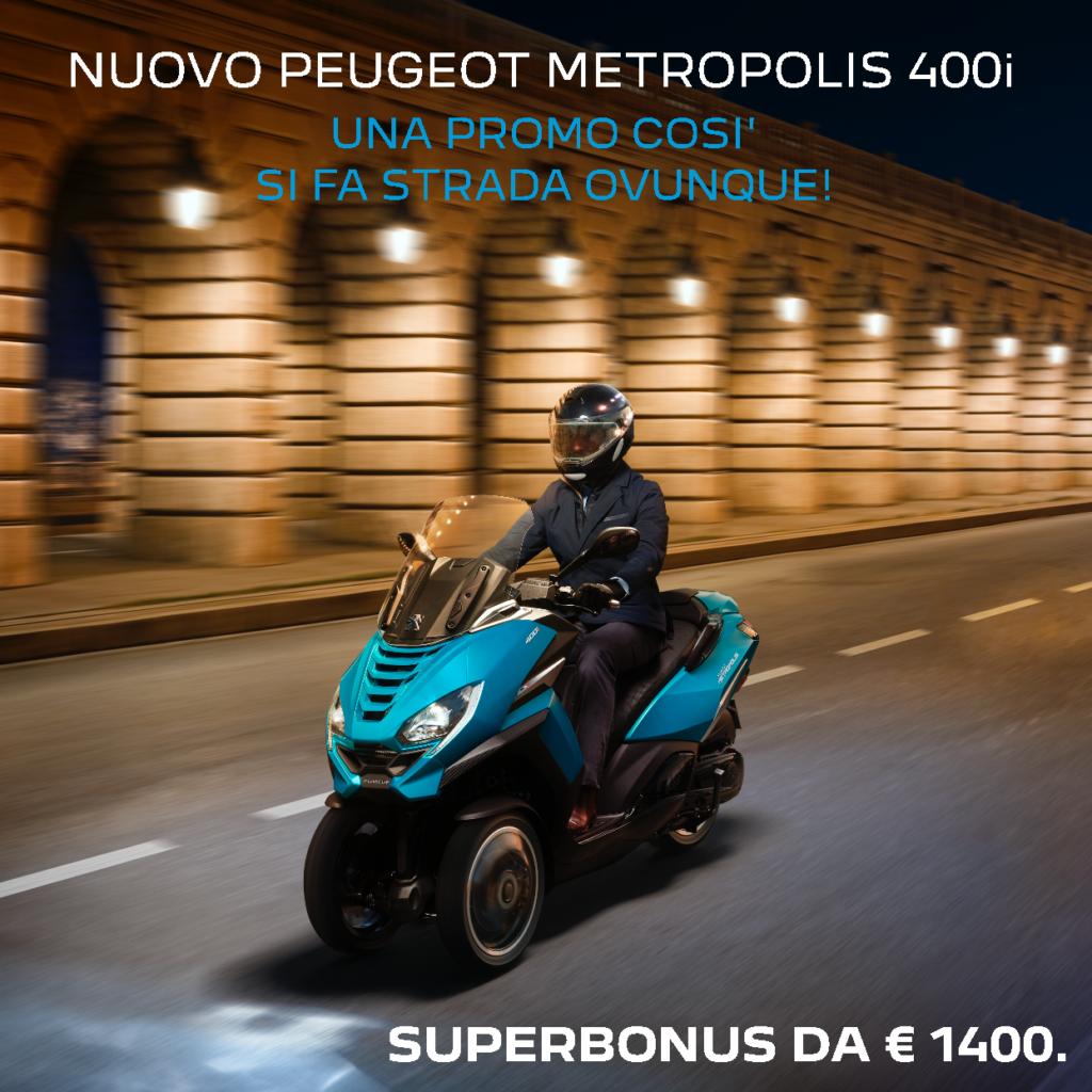 metropolis 400
